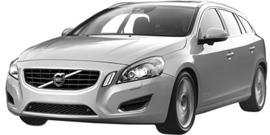 Volvo V 60 10/2010-2018