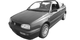 volkswagen Golf Cabrio 1994-1998