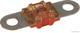 Schroefzekering Midi 30A Oranje