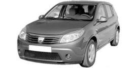 Dacia Sandero 2008-2012