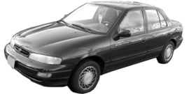 Kia Sephia 1994-1997