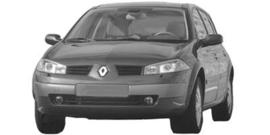 Renault Megane 11/2002-2009
