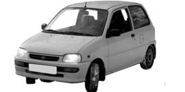 Daihatsu Cuore 1995-1999 L501