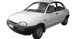 Mazda 121 1990-1996