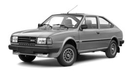 Skoda Rapid 1984-1990