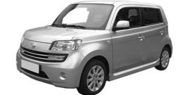 Daihatsu Materia 2006-2012