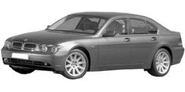 BMW 7 Serie E65 11/2001 - 10/2008