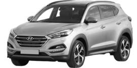 Hyundai Tucson 2015+