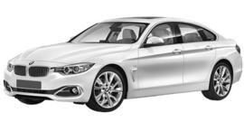 BMW 4 Serie F32/33/36 vanaf 07/2013