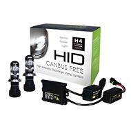 HID-Xenon H4 Bi 6000K