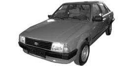 Ford Orion 1983-1990