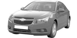 Chevrolet Cruze 2009+