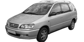 Toyota Picnic 05/1996-2001