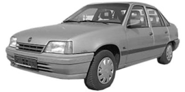 Opel Combo 3/1993<