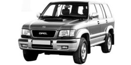 Opel Monterey 9/1991-1996