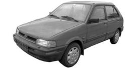 Subaru Justy 1989-1996