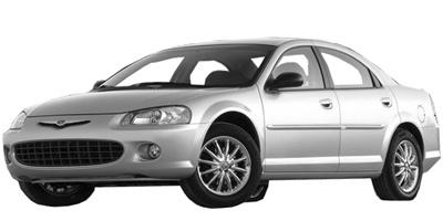 Chrysler Sebring 2000-2007