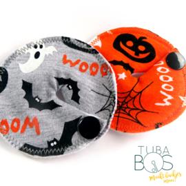 """Halloween"" 2 g/j tube pads"