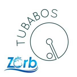 Sondepad met  Zorb® 3D Bamboo Dimple Silver Fabric with SILVADUR™