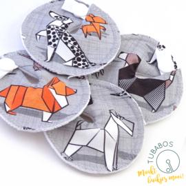 """Inu origami"" 1 g/j sondepad"
