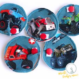 """""""Monster truck"""" 1 g/j sondepad"""