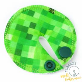 """Pixel groen"" 1 g/j sondepad"