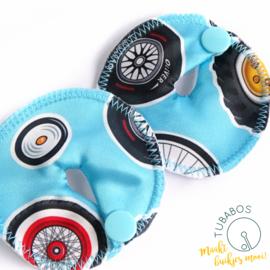 """""""Wheels"""" 1 g/j sondpad"""