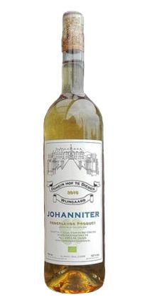 Johanniter witte wijn 2016