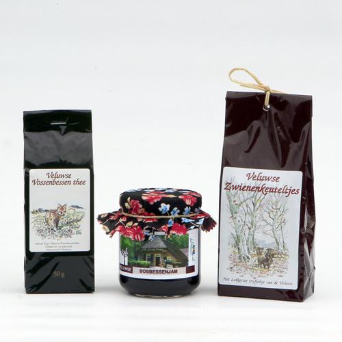 Veluwse geschenkverpakking