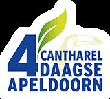 Sponsor van Cantharel 4 Daagse Apeldoorn