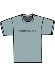 Dazzle me - zwarte print