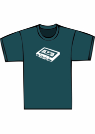 Cassette één - witte print