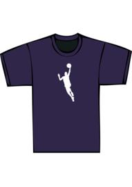 Basketballer4 - witte print