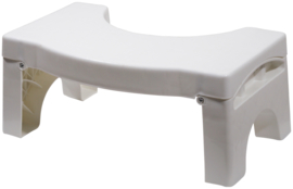 Inklapbaar toiletkrukje / WC kruk