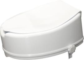 Toiletverhoger 15 cm met deksel