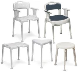 Etac douchestoelen met Scandinavisch design
