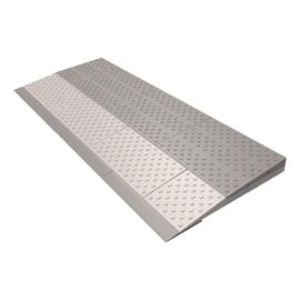Drempelhulp modulair 2 laags (2,5 / 3 / 3,5 / 4 cm)