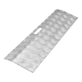 Drempelhulp aluminium (0 t/m 3 cm)