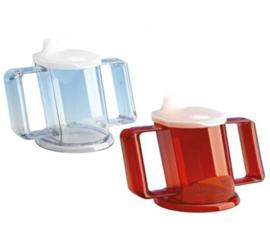 HandyCup drinkbeker transparant