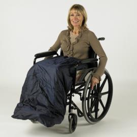 Regenkleding rolstoel Apron ongevoerd