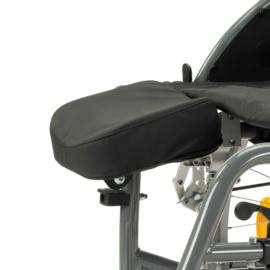 Amputatiesteun / stompsteun MultiMotion M5/M6 rolstoel