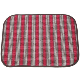 Wasbare onderlegger (incontinentie) stoel/bed