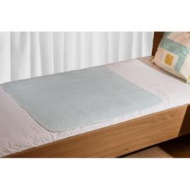 Wasbare matrasbeschermer / bed onderlegger (incontinentie)