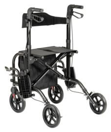 MultiMotion Duo, rollator en rolstoel in 1