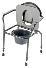 Luxe Toiletstoel, Po Stoel verstelbaar