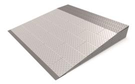 Drempelhulp modulair 6 laags (10,5 / 11 / 11,5 / 12 cm)