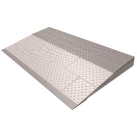 Drempelhulp modulair 3 laags (4,5 / 5 / 5,5 / 6 cm)