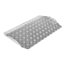 Drempelhulp aluminium Heavy Duty (0 t/m 7 cm)
