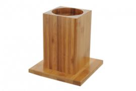 Bedverhogers / Meubelverhogers bamboe 14 cm