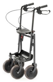 Rollator Basic donkergrijs